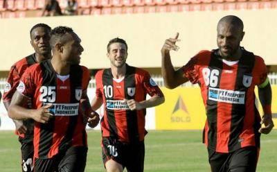 Persipura Set to Make AFC Cup Return