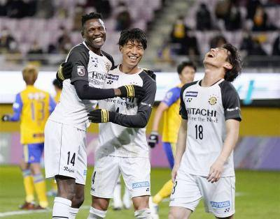 Olunga On Target Once Again as Reysol Saw Off Vegalta Challenge