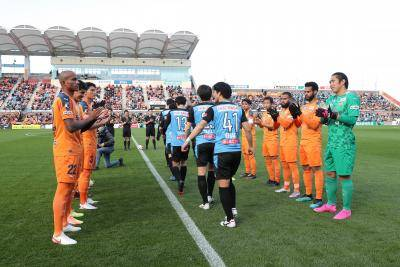 Lowly S-Pulse Force Newly Crowned Champions Frontale to Draw