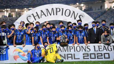 Negrao's the Man as Ulsan Wins 2020 AFC Champions League