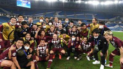 Vissel Outlast Suwon in Shootout to Set Up Ulsan Date