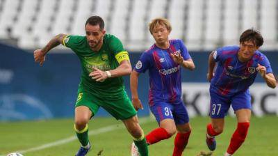 Guoan Continues Gasmen's Chinese Hoodoo as Ulsan End Victory's Fairytale Run