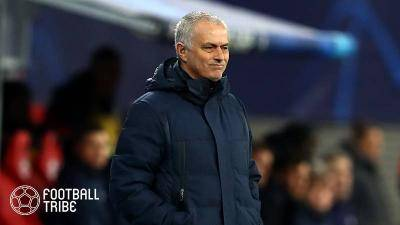 Jose Mourinho's first words since Tottenham sacking as he lands new job