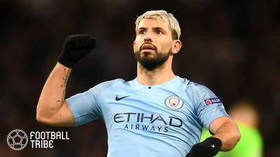 Sergio Aguero signing depends on Messi's future at Barcelona