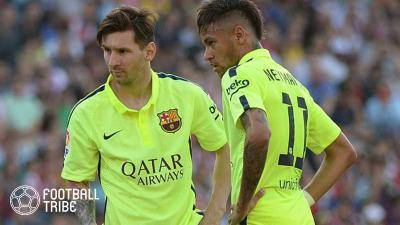 """Neymar's former agent: """"Neymar and Messi will play together at Barcelona"""""""