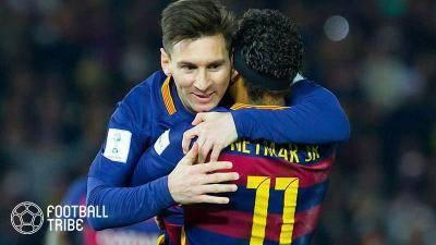 Barcelona fans will love the Neymar-Messi gossip stirring up again