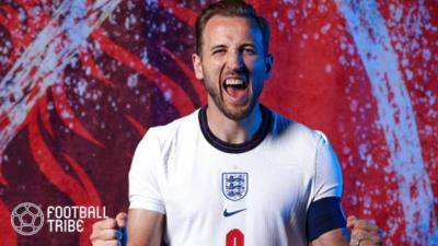 England fans enraptured with Harry Kane's 'world class' performance for England at Euro 2020
