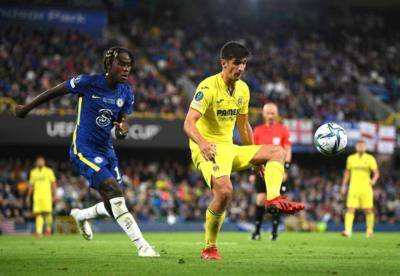 Trevoh Chalobah in Tears after Scoring in Premier League Debut