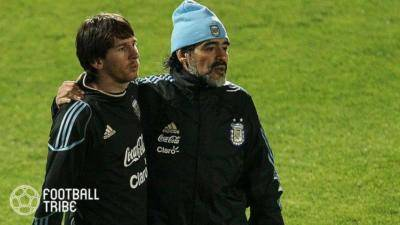 Former goalkeeper on why Lionel Messi is ahead of Diego Maradona