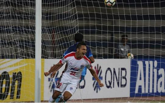 AFC Cup: Bengaluru FC stay on top of Group E with a 1-0 win over New Radiant SC