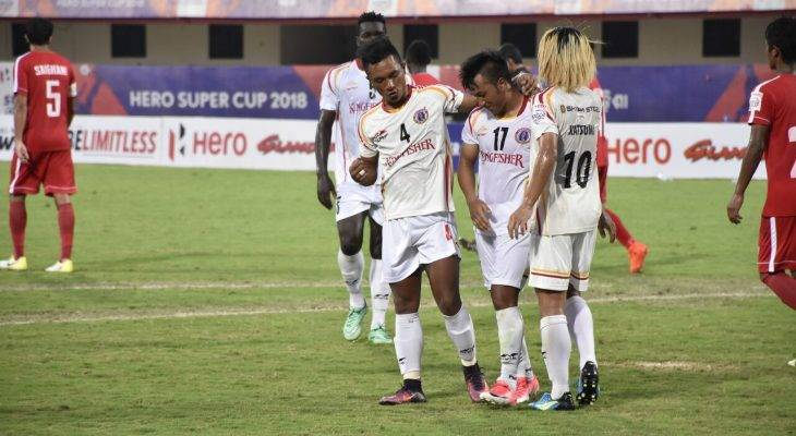 Hero Super Cup: Last minute penalty breaks Aizawl FC hearts, East Bengal in semis with a 1-0 win