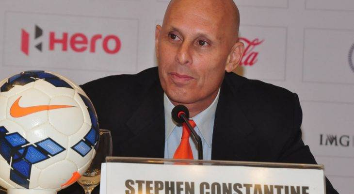 Podcast: Interview with India's manager Stephen Constantine