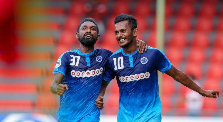New Radiant SC stuns Bengaluru FC 2-0 in AFC Cup Group E encounter