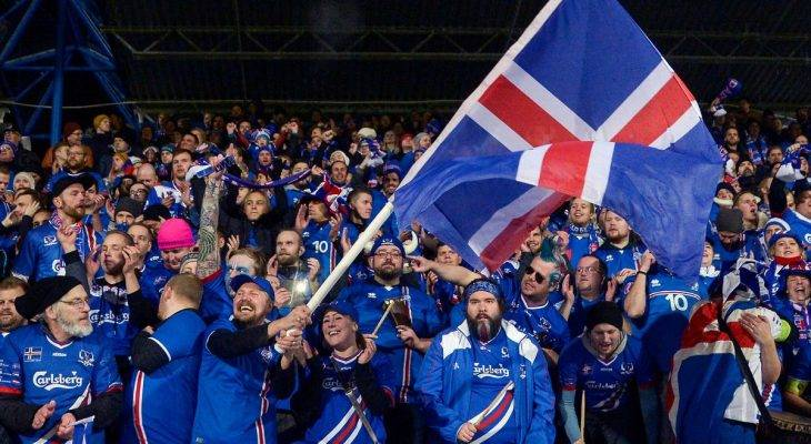 Iceland becomes smallest nation ever to qualify for World Cup finals- Here Are The Smallest Nations To Have Featured In World Cups