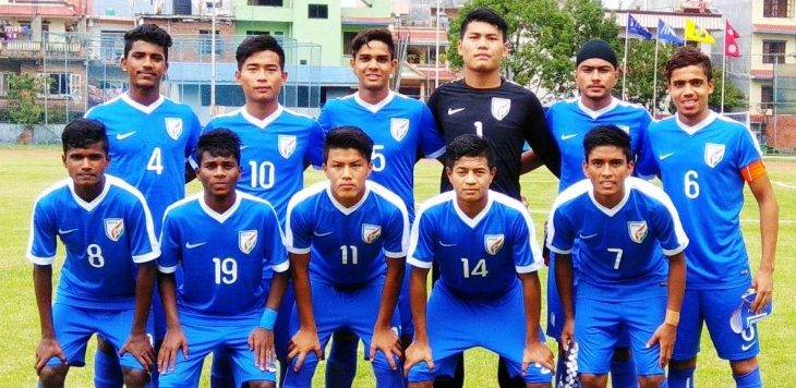 Indian U-16 National Team set for exposure trip to Serbia before AFC U-16 Finals