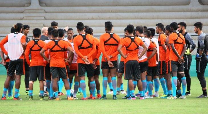 Hero Intercontinental Cup: Constantine picks 30 for National camp from May 16