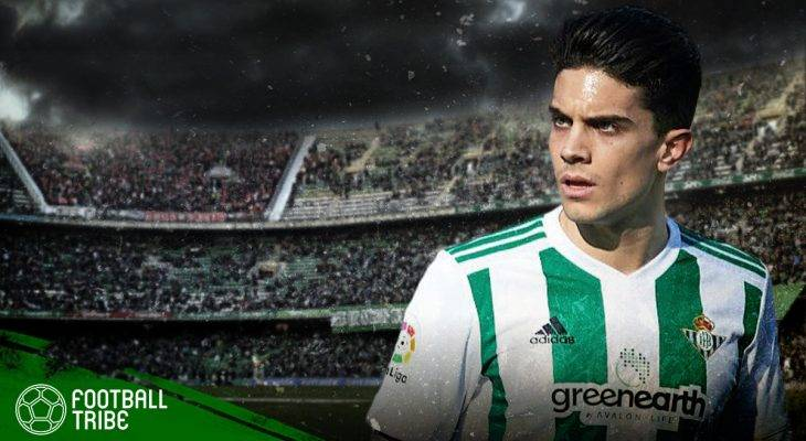 Exclusive Interview Marc Bartra: Warm Conversation about Real Betis, Sevilla Derby, and LaLiga