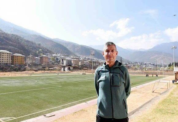 Trevor Morgan Appointed As the National Team Coach of The Bhutan Football Team