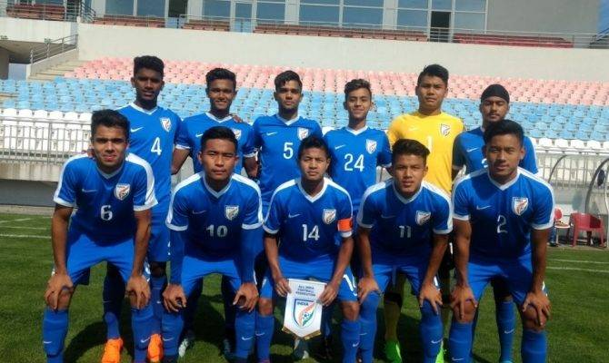 India U-16 National Team wins Four-Nation Tournament held in Serbia