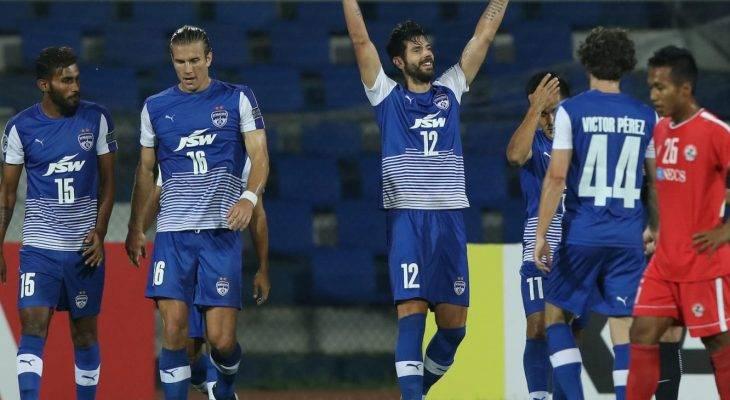 AFC Cup Group E: Bengaluru FC maul Aizawl FC 5-0