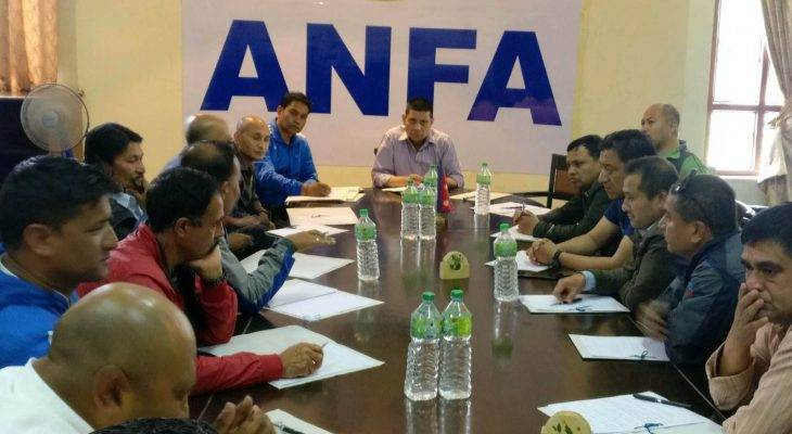 ANFA: NEPAL'S 'A' DIVISION LEAGUE TO START FROM SEPT. 29  AFTER 4 YEARS