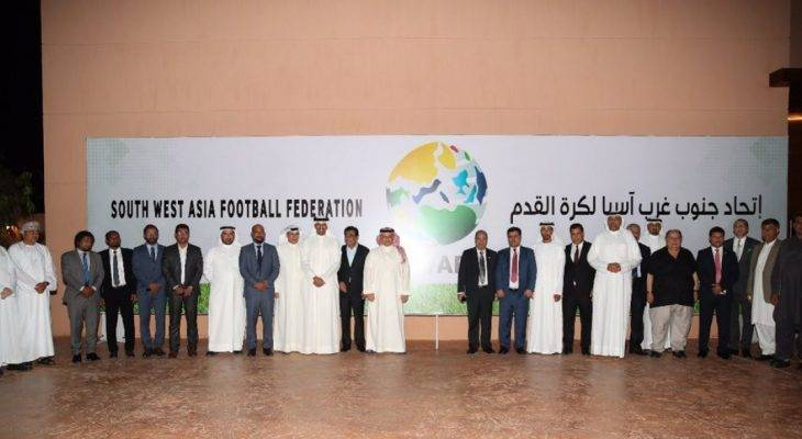 Speculation rises over India newly formed South-West Asian Football Federation(SWAFF)