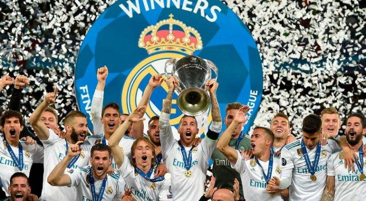 UEFA Champions League Final 2018: REAL MADRID VS LIVERPOOL STAT EXTRACT