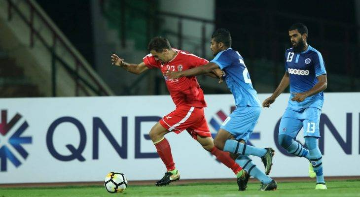 AFC CUP: Aizawl FC earned a 2-1 win over New Radiant SC to knock the Maldivian side out of the 2018 AFC Cup