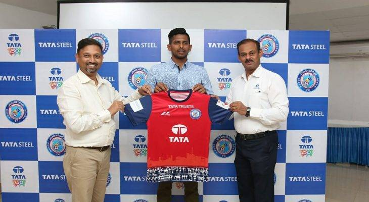 Jamshedpur Football Club ropes-in Raju Gaikwad from Mumbai City FC