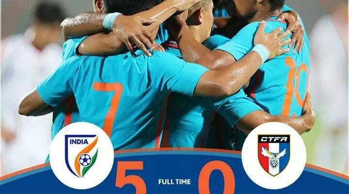 Hero Intercontinental Cup 2018: Sunil Chhetri hattrick powers India to 5-0 win over Chinese Taipei