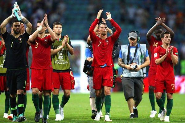 FIFA World Cup 2018: 10 Key Stats from the Portugal vs