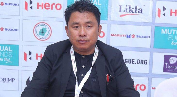 Former NEROCA head coach Gift Raikhan appointed as Aizawl FC Coach