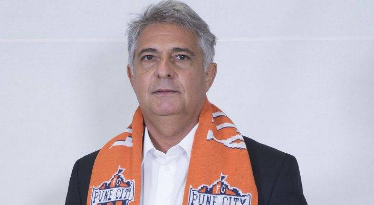 FC Pune City Appoint Brazilian Marcos Paqueta as Head Coach For The  2018-19 season