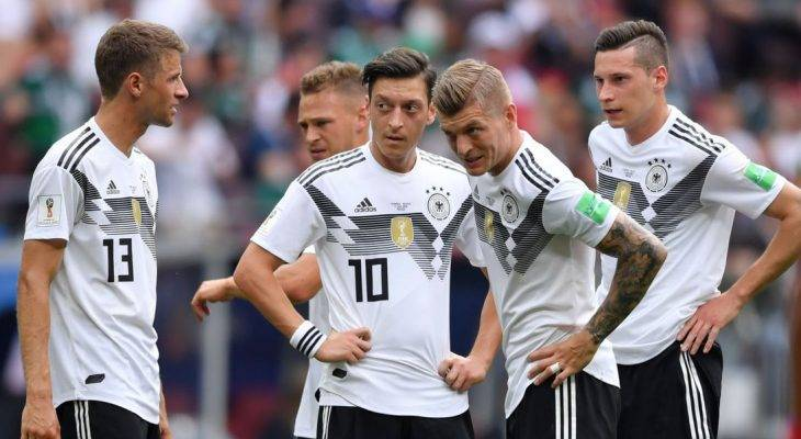 World Cup 2018 : Germany's Glaring Problems that helped Mexico Break the German Wall