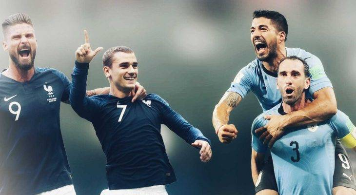 World Cup 2018 Preview: Uruguay's Rock-Solid Defence Against France's Demolishing Attack