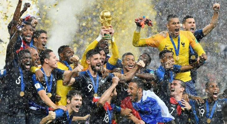 C'est Magnifique! France Wins FIFA World Cup 2018 After 20 Years