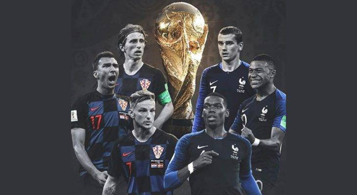 World Cup final preview: France vs Croatia Teams,Previews and Prediction