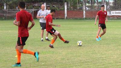 SAFF Suzuki Cup 2018 :Blue Tigers gears up for SAFF challenge against Sri Lanka