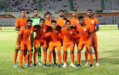 SAF Suzuki Cup 2018: Kuruniyan,Chhangte goal gives India 2-0 win over Sri Lanka in their opening game