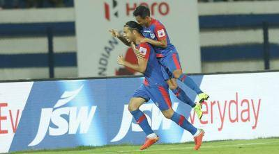 Bengaluru FC vs Chennaiyin FC, ISL 2018/19  Bengaluru FC win 1-0 as Miku's goal in the first half remained the difference between the two sides.