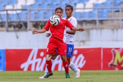 NEPAL BEAT INDIA 2-0 IN AFC U-19 WOMEN'S CHAMPIONSHIP QUALIFIERS