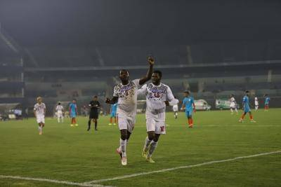 Hero I-league: Dicka's brace powers Mohun Bagan to victory against Indian Arrows