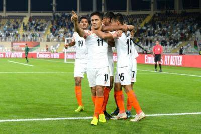 Asian Cup 2019: Sunil Chhetri brace inspires India to script historic 4-1 win vs Thailand; go atop in Group A