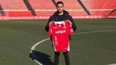 Ishan Pandita is set to embark on a new journey with Club Gimnàstic de Tarragona( Nàstic)