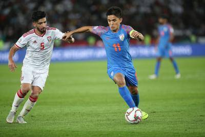 AFC ASIAN CUP UAE 2019: Hosts UAE beat resilient India 2-0 in Asian Cup