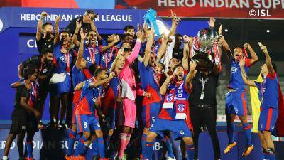 Bheke's late header earns Bengaluru the Hero ISL 2018-19 crown