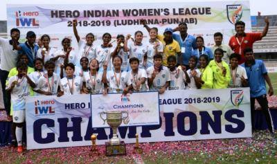 Sabitra Bhandari shines to hand Sethu FC the Hero IWL 2019 title