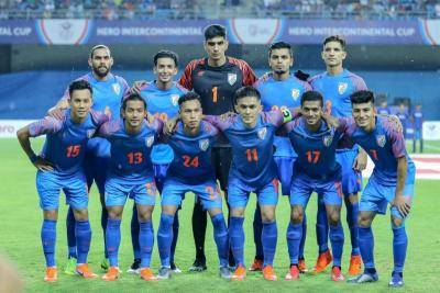 Intercontinental Cup 2019: India Look to Bounce Back against North Korea