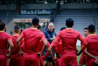 Six players released from India's FIFA World Cup 2022 Qualifiers squad