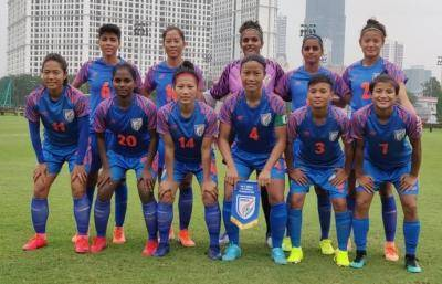 INDIAN WOMEN'S TEAM ENDS THEIR VIETNAM TOUR WITH A 1-1 DRAW